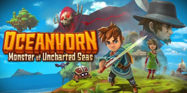 Oceanhorn: Monster of Uncharted Seas trafi na PS4 w formie remastera z PC