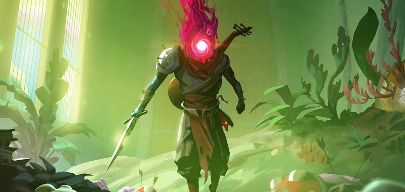Dead Cells The Bad Seed Key Visual