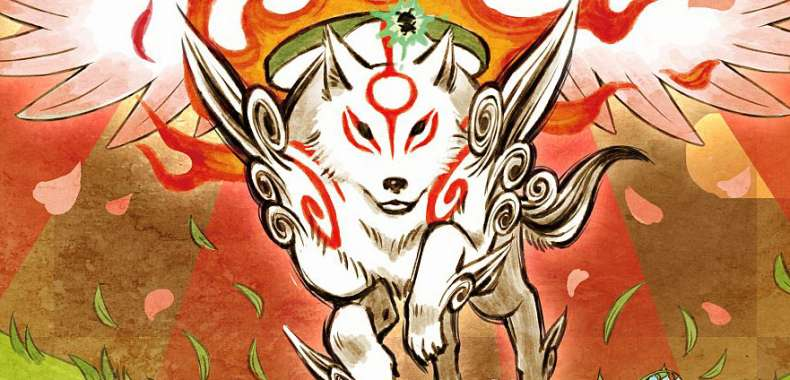 Okami HD. Remaster genialnej gry z PS2 na reklamach TV i screenach 4K