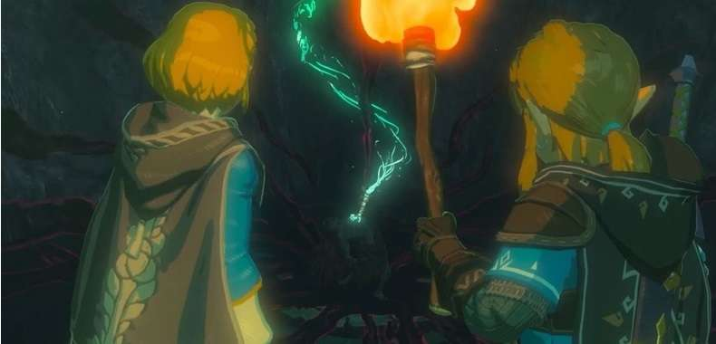 The Legend of Zelda: Breath of the Wild 2 z lepszymi dungeonami