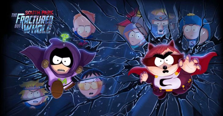 South Park: The Fractured But Whole na Switch. Zwiastun premierowy i dobre oceny