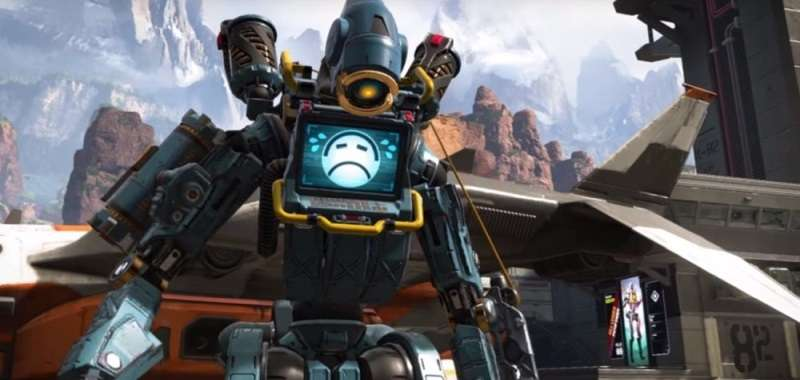 Apex Legends robot