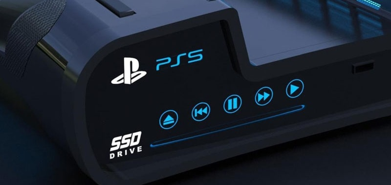 ps5 konsola playstation 5