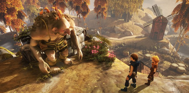 Znamy datę premiery Brothers: A Tale of Two Sons na PS4