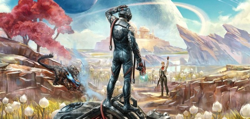 The Outer Worlds na Steam