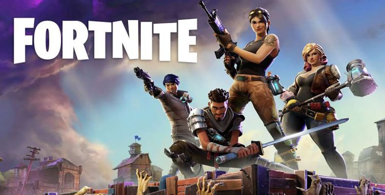 Fortnite dostępny na Nintendo Switch