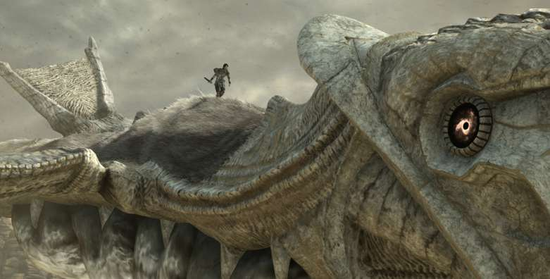 Shadow of the Colossus z bardzo dobrym debiutem
