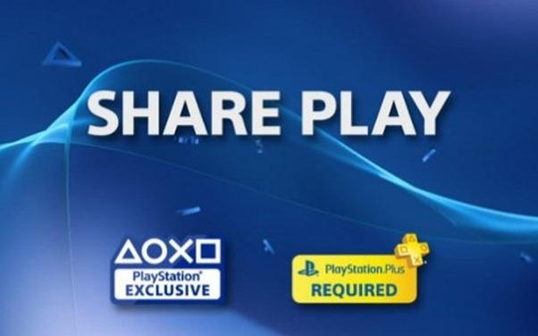 Share Play w 720p i z problemami