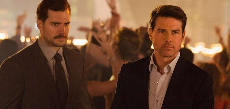 Mission Impossible Tom Cruise Christopher McQuarrie