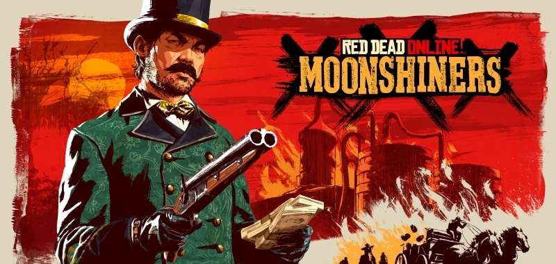 Red Dead Online Bimbrownicy