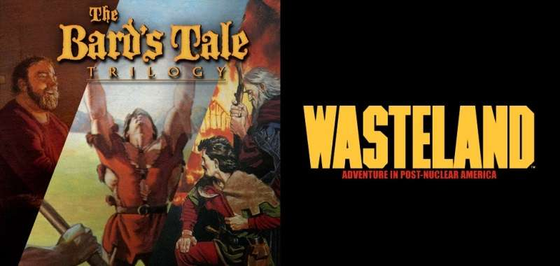 The Bard's Tale Trilogy i Wasteland 30th Anniversary Edition xbox game pass