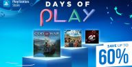 Promocja Days of Play w PS Store