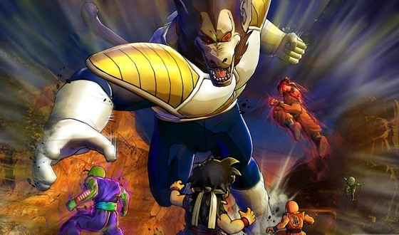 Tłusta galeria z Dragon Ball Z Battle of Z