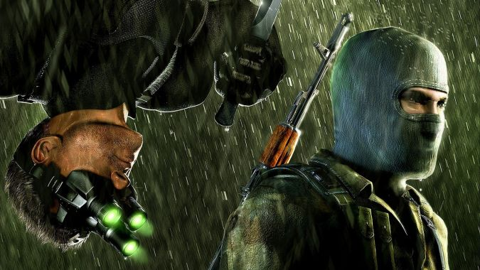 Splinter Cell Chaos Theory - Retro - recenzja.