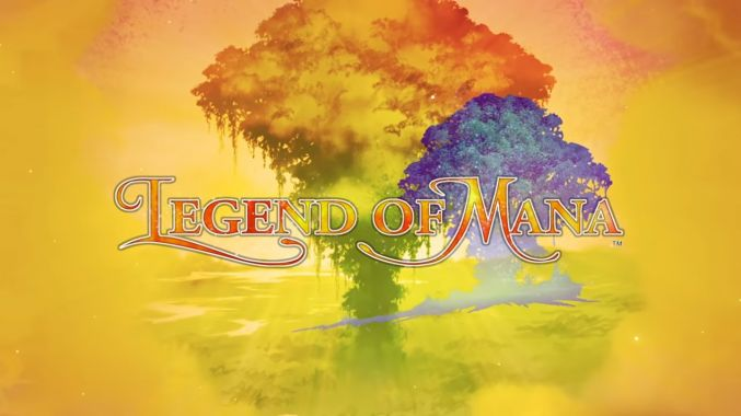 Random Encounter #6 Legend of Mana