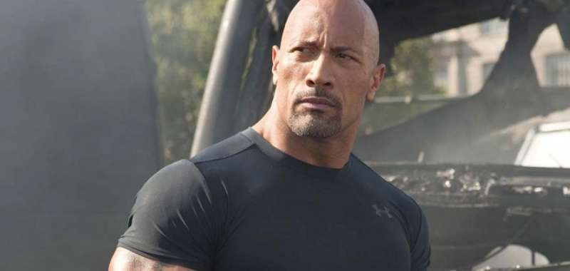 Black Adam The Rock