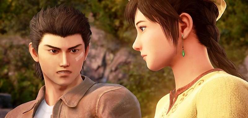Shenmue III bohaterowie