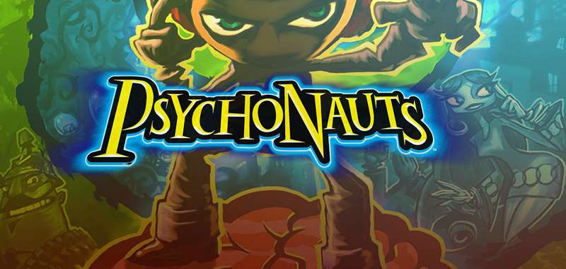 Psychonauts PS4 limited edition