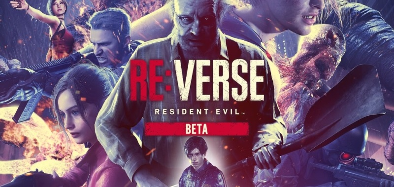 Resident Evil Re:Verse beta testy