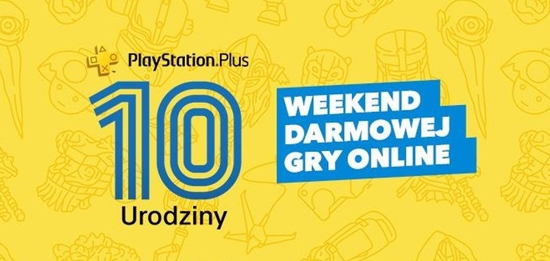 Weekend darmowego grania z PS Plus