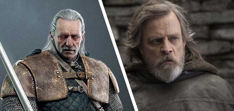 Mark Hamill Vesemir