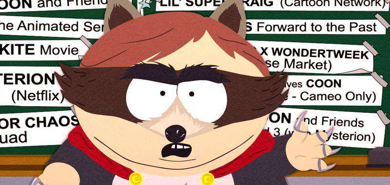 Data premiery South Park: The Fractured But Whole