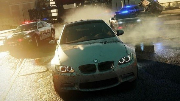 NFS: Most Wanted i pre-orderowe bonusy