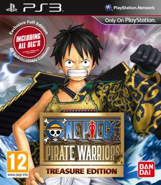 Ore wa Kaizoku-o ni naru otoko da! – recenzja gry One Piece: Pirate Warriors