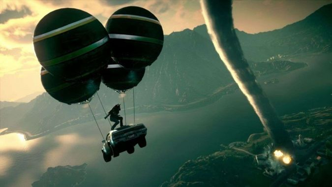 Just Cause 4 oceniony w recenzjach. Easter Egg zamienia Just Cause 4 w grę indie