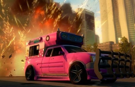 """""""Pink"""" my ride"""