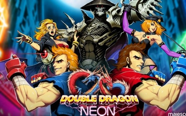 Recenzja Double Dragon Neon Xbox 360
