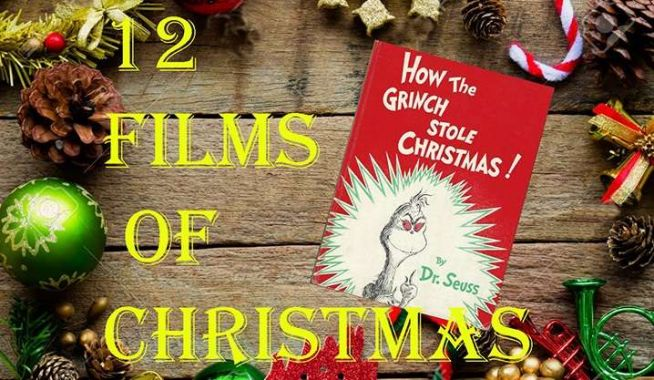 12 films of christmas - Grinch
