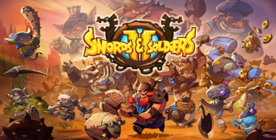 Swords & Soldiers II trafi na PC oraz PlayStation 4
