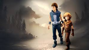 Cykl GND #4: Brothers: A Tale of Two Sons