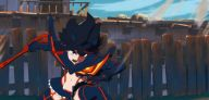 Kill la Kill the Game: IF. Dynamiczna bijatyka na screenshotach