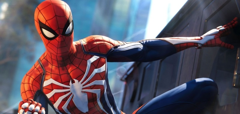 Spider-Man PS4 PS5