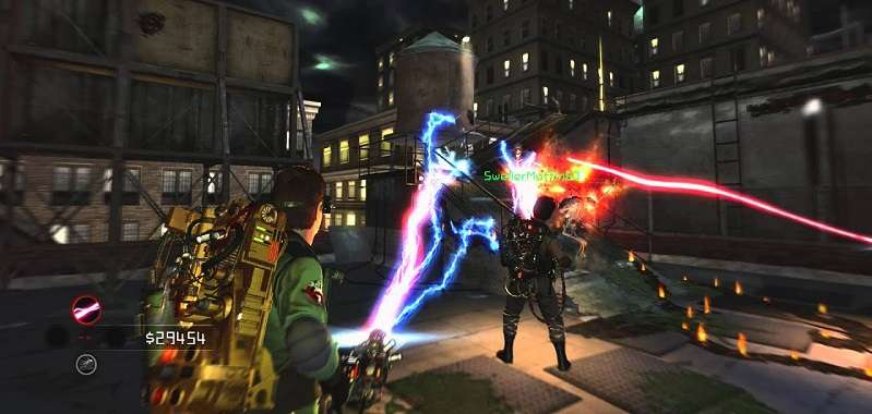 Ghostbusters: The Video Game Remastered. 25 minut rozgrywki na Switchu