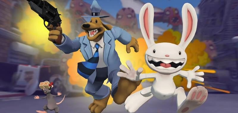 Sam & Max: This Time It's Virtual! PS VR