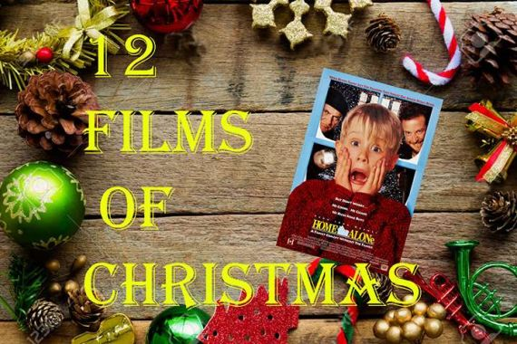 12 films of christmas - Home Alone