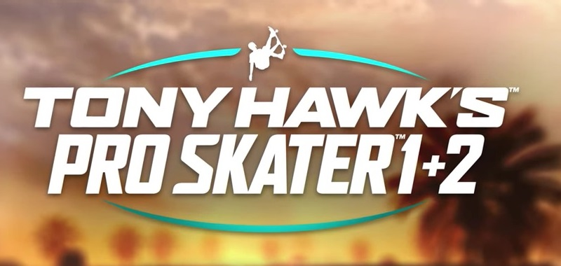 Tony Hawk's Pro Skater 1+2 PS5 i XSX