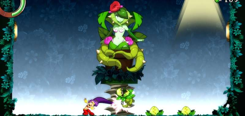 Shantae and the Seven Sirens na pierwszym materiale wideo