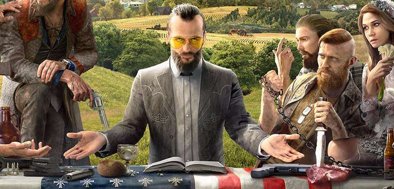 Far Cry 5 główny antagonista