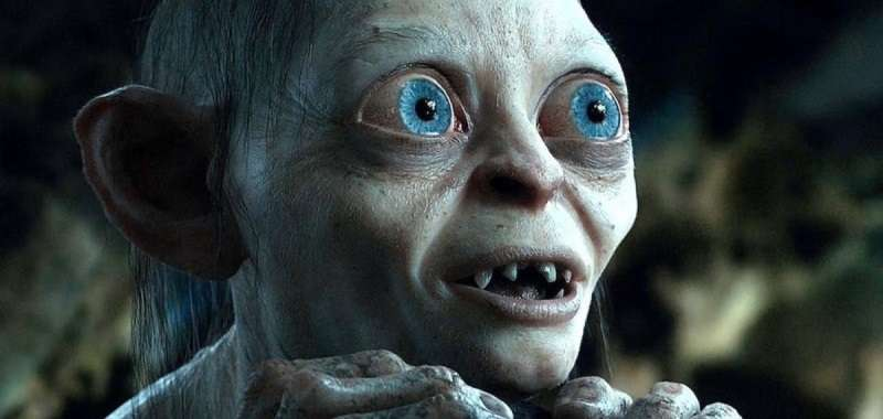 Gollum lords of the rings