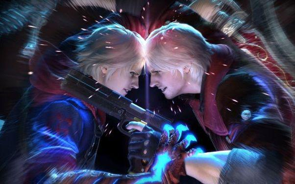 Intensywny gameplay z Devil May Cry 4 Special Edition