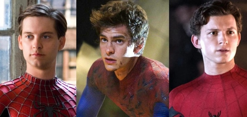 Spider-Man 3 Tobey Maguire i Andrew Garfield