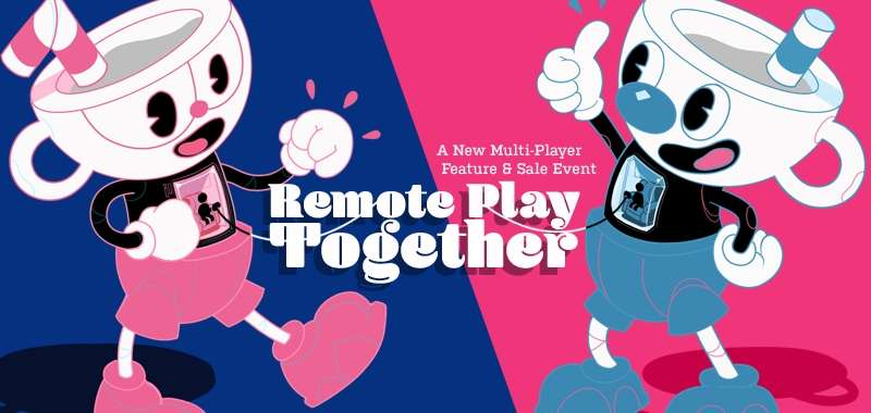 Steam Remote Play Together