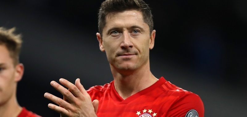 FIFA 21 Robert Lewandowski