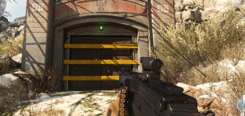 Call of Duty Warzone Bunkry