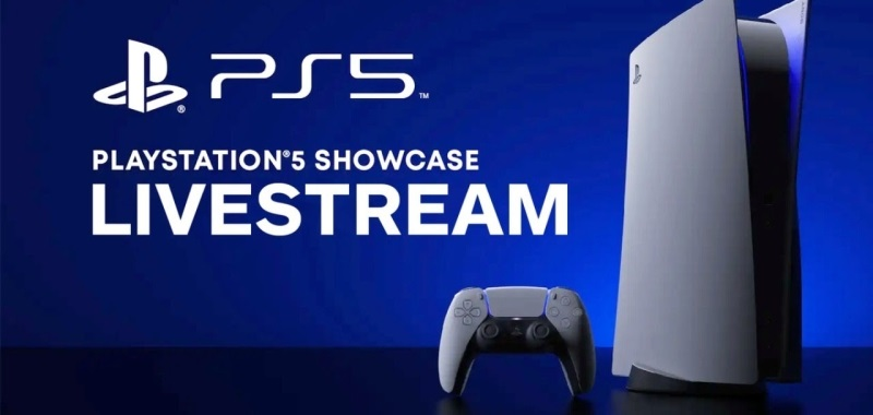 PS5 PlayStation 5 Showcase