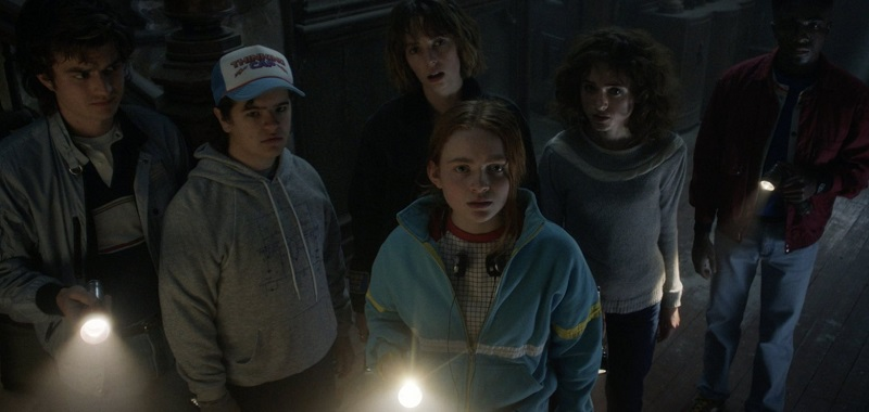 Stranger Things 4 wrapped